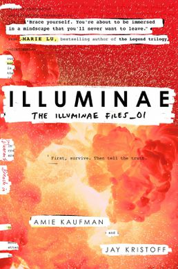 Un libro tras otro: Illuminae - Jay Kristoff & Amie Kaufman